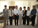 中島市長を囲んで〜20070725〜