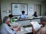 2007/7/7市政報告会@新木